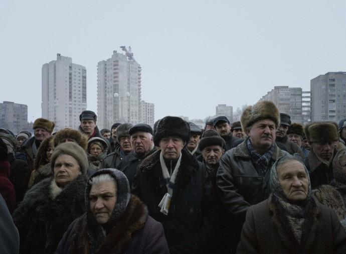 Luc Delahaye gana el IV Prix Pictet de fotografía de sostenibilidad