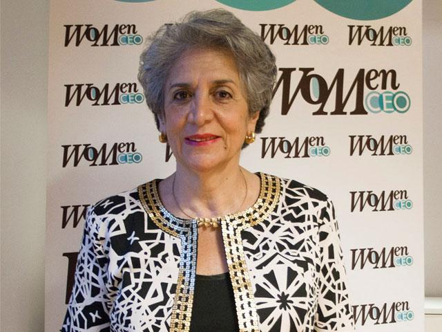 Eva Levy, elegida presidenta de honor de WomenCeo