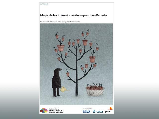 Fundación Compromiso y Transparencia publica el primer Mapa de las Inversiones de Impacto en España