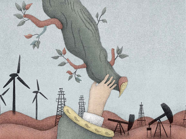 """La """"revolución"""" de los recursos naturales"""