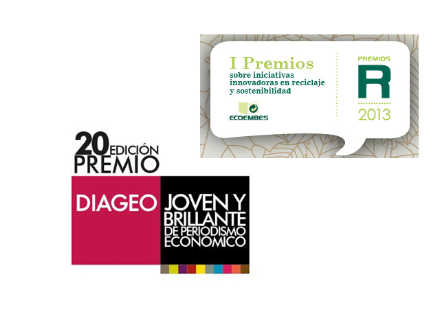 Laura Martín, redactora de medio ambiente, finalista de los Premios Diageo Joven y Brillante y R de Ecoembes