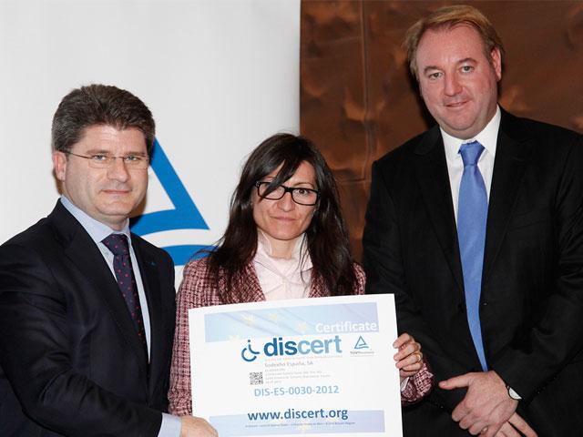 Certificado Discert, más que necesario para la integración laboral de las personas con discapacidad