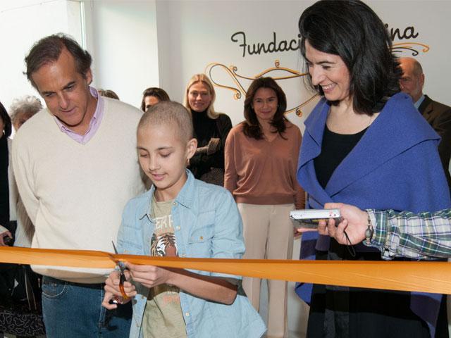 La Fundación Aladina inaugura el Centro Maktub