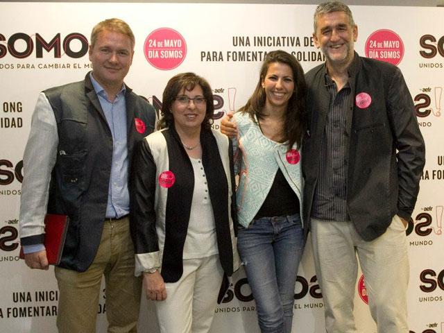 35 ONG se unen para dar gracias a los 7,5 millones de españoles que colaboran con ellas