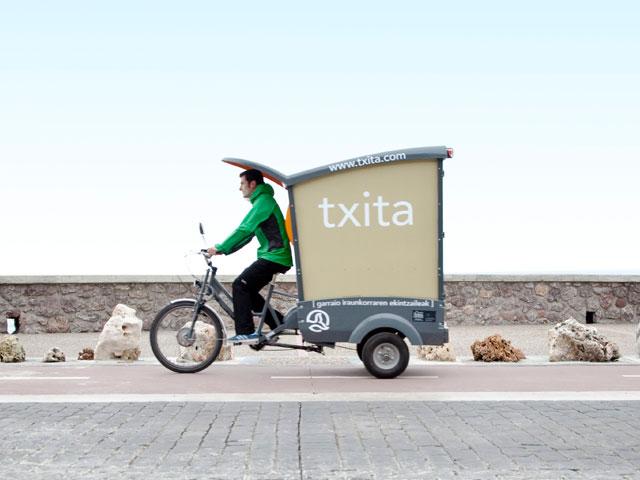 Txita o cómo conseguir un mundo mejor a través del transporte sostenible