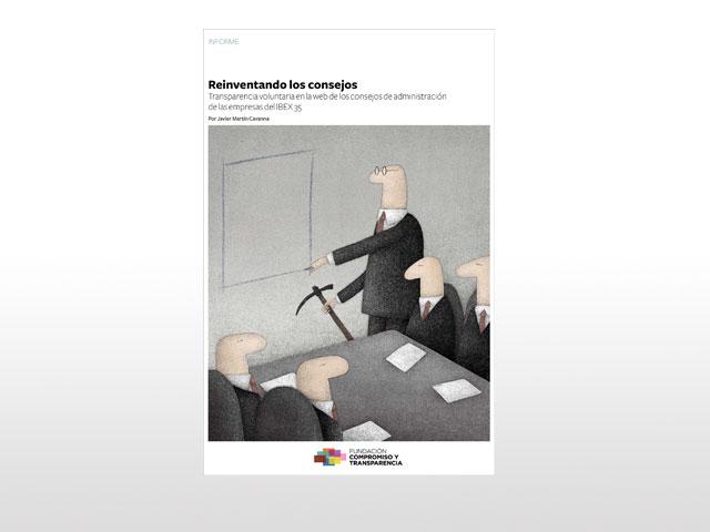 Las empresas del IBEX 35 suspenden en transparencia sobre buen gobierno