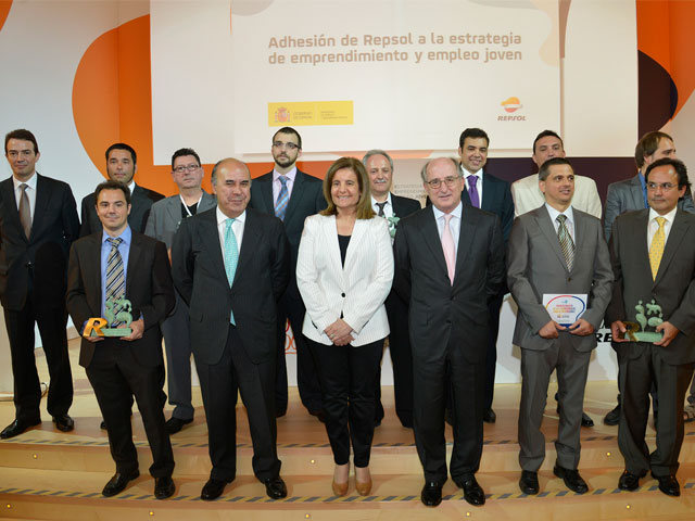 Seleccionados los ocho proyectos del Fondo de Emprendedores de Repsol