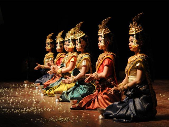 Camboya, al rescate de su identidad cultural