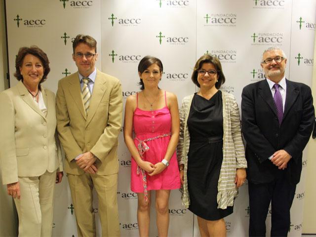La AECC destaca el compromiso empresarial como una de las claves para investigar el cáncer
