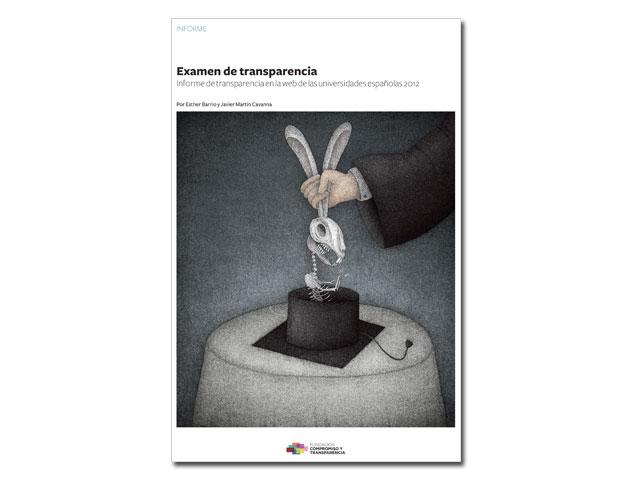 Segundo informe de transparencia de las universidades españolas