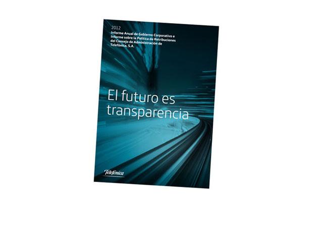 La transparencia de Telefónica y el futuro