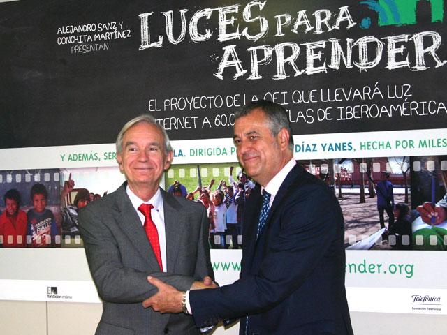 Energía para noventa escuelas de Uruguay