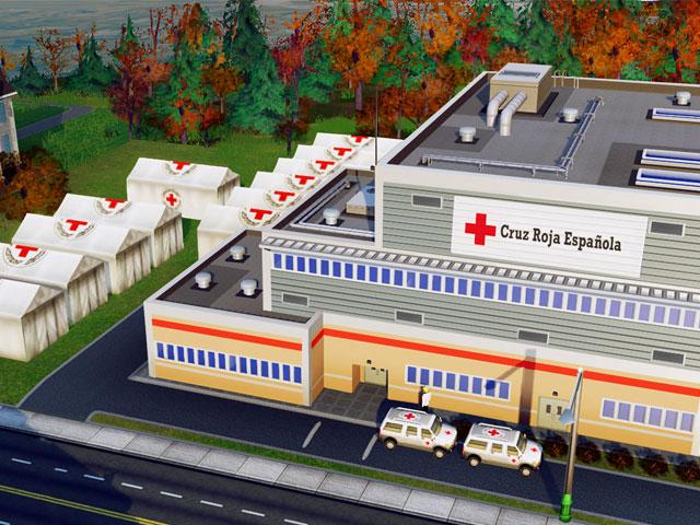 Electronic Arts y Cruz Roja Española colaboran en un videojuego