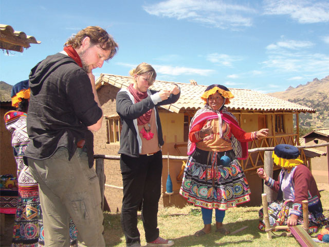 El programa de turismo rural comunitario beneficia a más de 3.300 indígenas