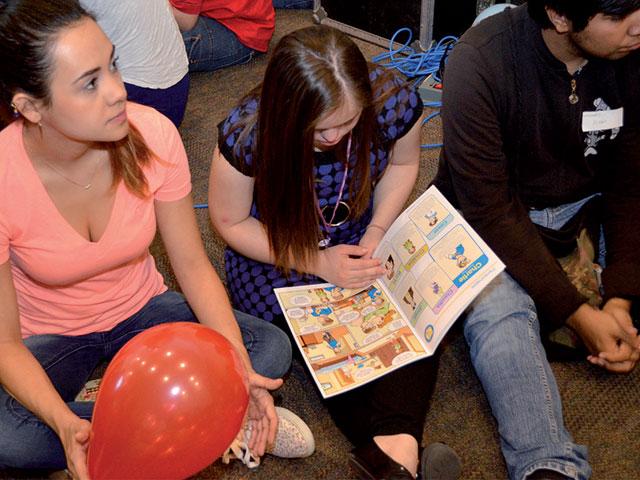 Publican un cómic para que los jóvenes con síndrome de Down conozcan sus derechos