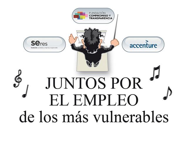 Infografía: Juntos por el empleo de los más vulnerables