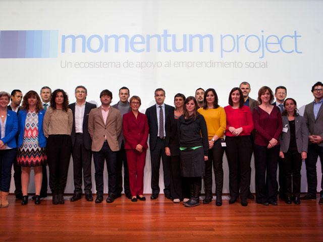 Los proyectos de Momentum buscan inversores en el Social Investment Day