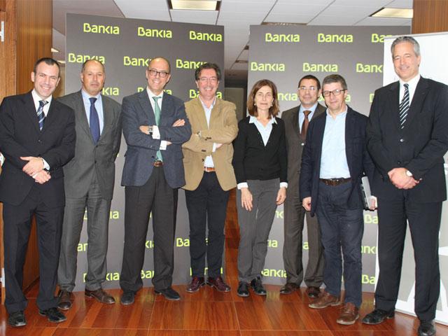 Bankia y la Fundación Adecco apoyarán proyectos locales que trabajen por la discapacidad