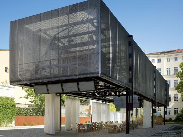 BMW Guggenheim Lab o repensar la vida en la ciudad