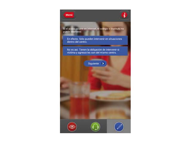 Nueva aplicación para denunciar abusos en el entorno virtual