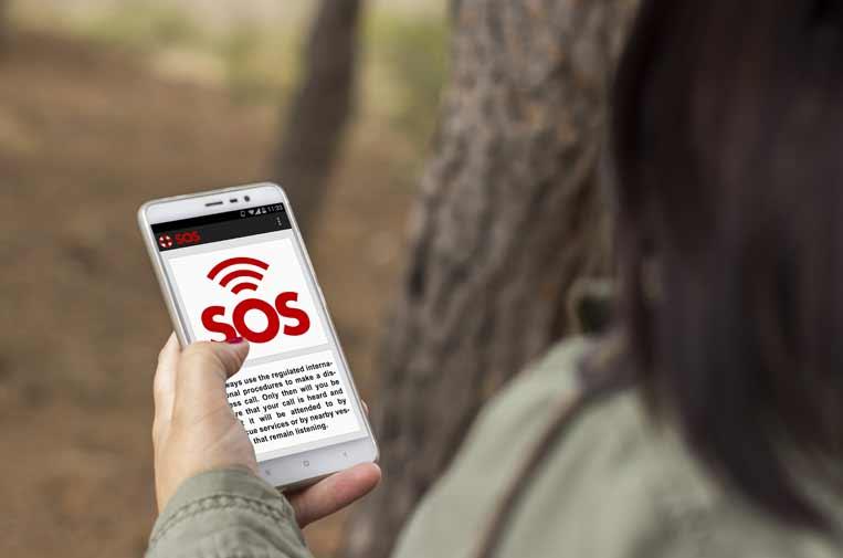 SOS 2.0. Redes sociales para la atención de emergencias