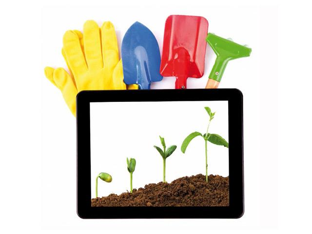 Campo libre: la agricultura en modo 2.0
