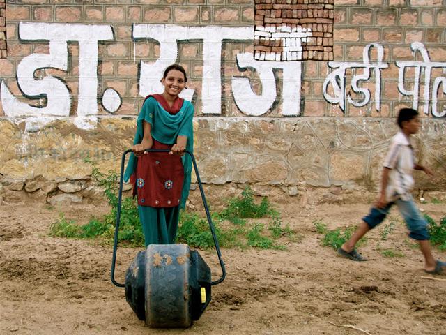 ¿Una rueda de agua? Grandes inventos en la BOP