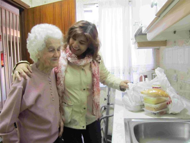 Aumenta el apoyo de voluntarios y donantes de Cáritas