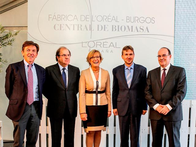 La fábrica L'Oréal de Burgos consigue ser neutra en emisiones de CO2
