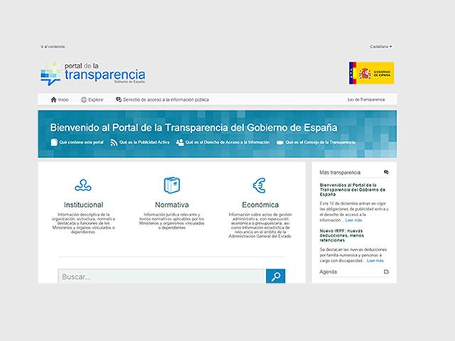 ¿Cómo está funcionando el Portal de la Transparencia dos meses después de su creación?