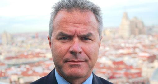 """Eric Borremans: """"De cada nuevo riesgo medioambiental es posible sacar oportunidades de inversión"""""""