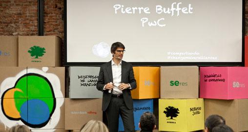 Cadenas híbridas de valor: Simbiosis rentable entre empresas y emprendedores sociales