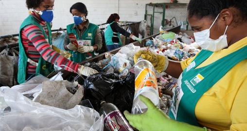 América Latina, hacia políticas ambientales que contemplen todo el ciclo de vida de los residuos