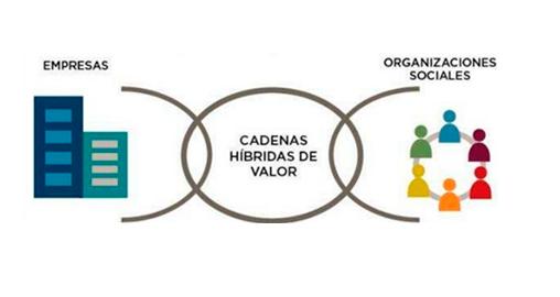 ¿Son las cadenas híbridas de valor el siguiente paso en la creación de valor social?