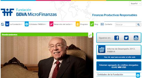 Fundación Microfinanzas BBVA: una decisión valiente