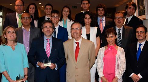 Repsol obtiene el premio AECA a la transparencia empresarial