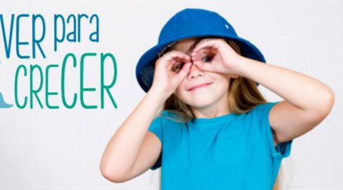 'Ver para crecer' revisa la vista de 64 niños en riesgo de exclusión social y regala gafas a 8 de ellos