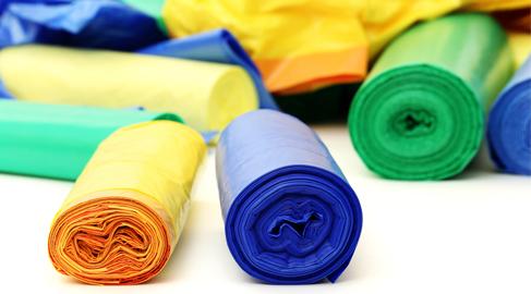 Objetivo europeo: reducir en diez años el consumo de bolsas de plástico en un 80%