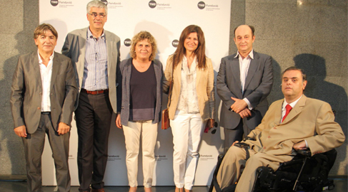 Desarrollan un proyecto de accesibilidad del transporte público en Barcelona