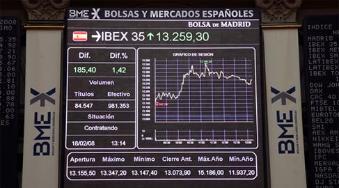 El 51% del Ibex 35 cumple las seis recomendaciones de transparencia en la web de la CNMV