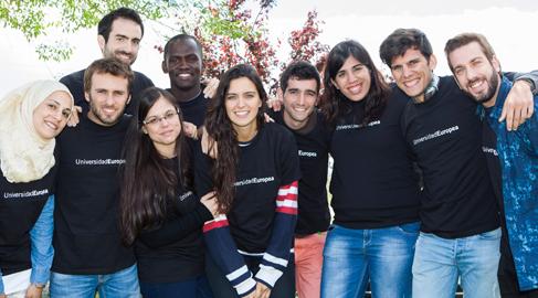 La Universidad Europea reconoce la labor de diez jóvenes emprendedores sociales