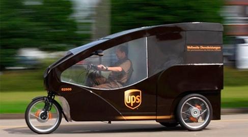 UPS enfrenta los retos medioambientales del e-commerce con renovación de flota