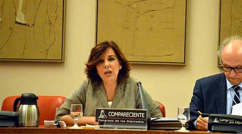 """Esther Arizmendi: """"El Consejo de Transparencia no habla de política y trabaja con independencia"""