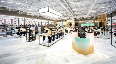 Inditex abre la novena tienda de integración que emplea a personas con discapacidad