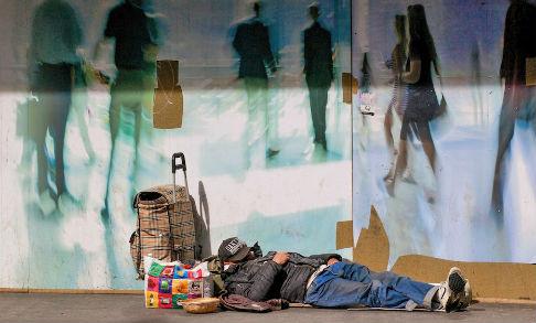 España, el cuarto país europeo donde más ha incrementado la desigualdad
