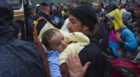 La crisis de los refugiados, responsabilidad de cada país europeo
