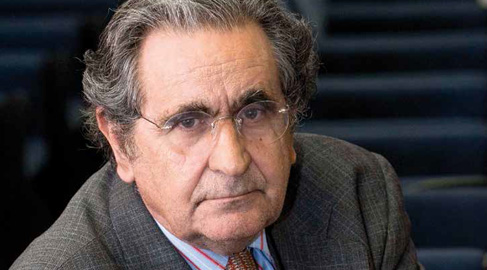 Emilio Tortosa, exdirector de Bancaja: