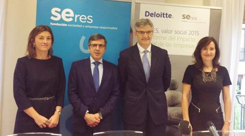 La inversión en RSC de las principales empresas españolas ha sido de 438 millones en 2014