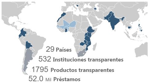 Escaneando la transparencia de las microfinanzas en cuatro continentes. Capítulo 3