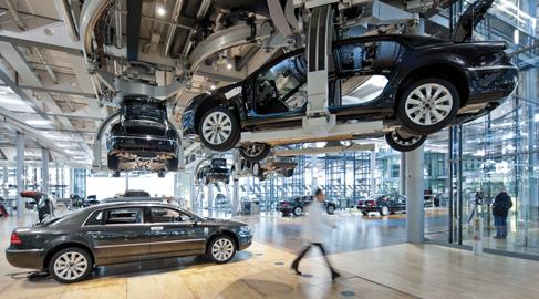Apaño en Bruselas sobre las emisiones de vehículos